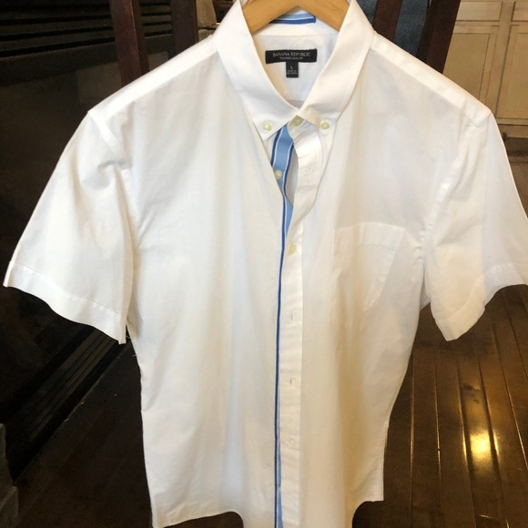 Banana Republic Other - Banana Republic Tailored Slim Fit Shirt